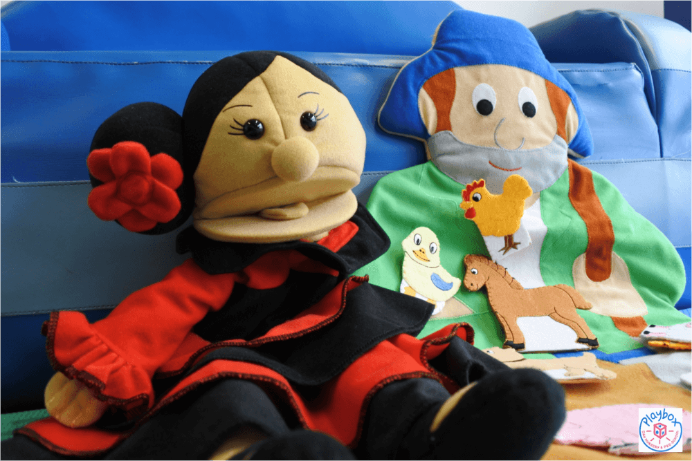 Spanish at Playbox Nursery